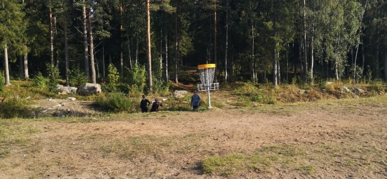 Amateur Series Illinsaari – 2. kierros