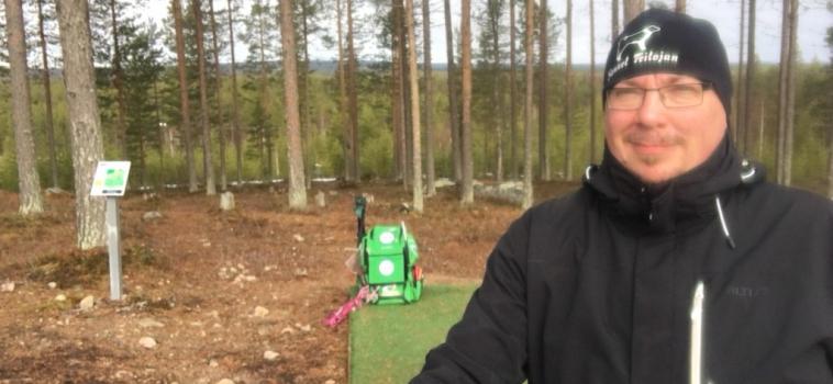 Viikon jäsen – Jari-Pekka Teurajärvi