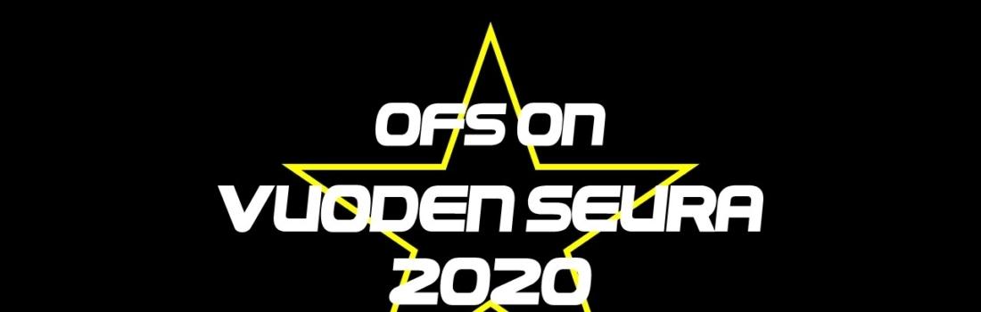 Oulun frisbeeseurasta Vuoden seura 2020